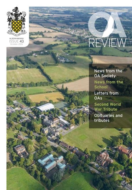 H_\Aldenhamiana\Issue 43\OA_Review_2015_cover.jpg